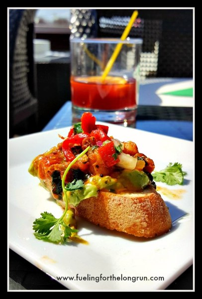 Crostini and Drink - Rooftop120