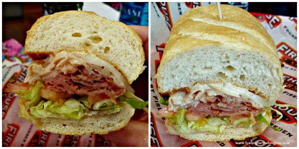 Firehouse Subs - Hook and Ladder