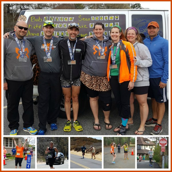 Ragnar Relay Cape Cod Collage II