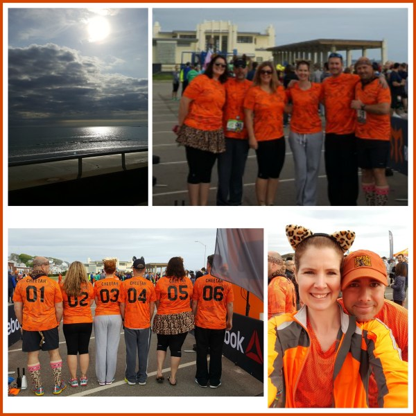 Ragnar Relay Cape Cod Collage IVI