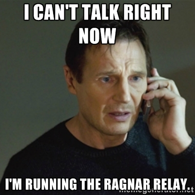 Ragnar Relay Packing List - My Top 10 Non-Food Items