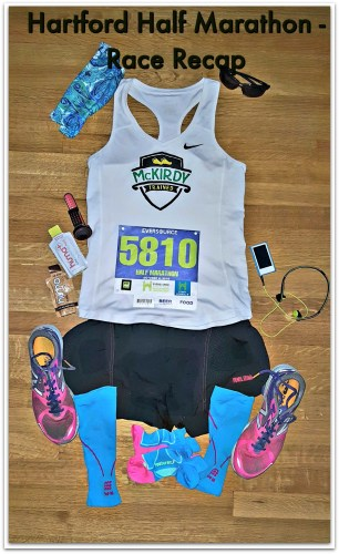 Hartford Half Marathon Recap - The Run That Became a Race