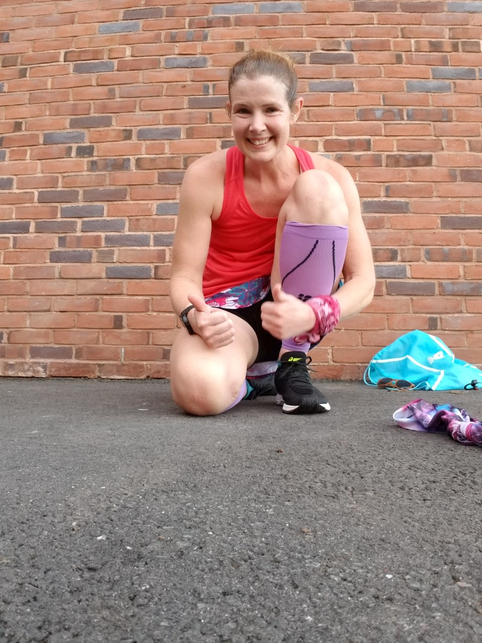 Marathon Training - saturday run done!