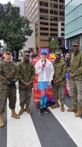 2018 Marine Corps Marathon - Race Recap