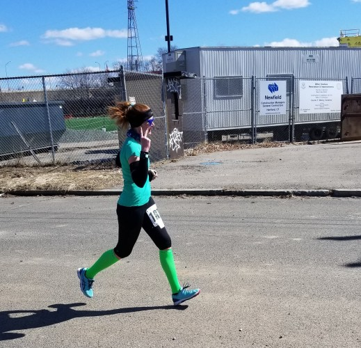 O'Hartford 5k - Running a Race as a Workout