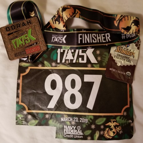 17.75km Race Recap - Access Granted!