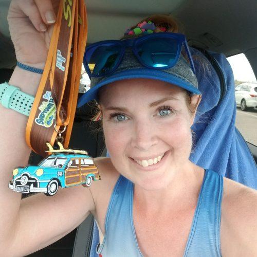 Surftown Half Marathon Recap