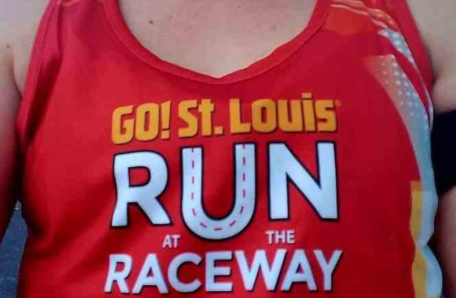Run at the Raceway tank
