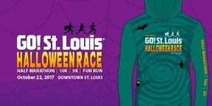 The Great GO! St Louis Halloween Race shirt