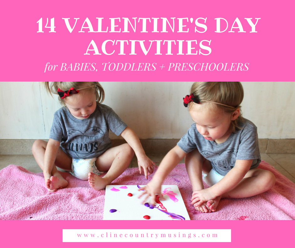 Toddler Activities Valentine S Day Fueling Mamahood