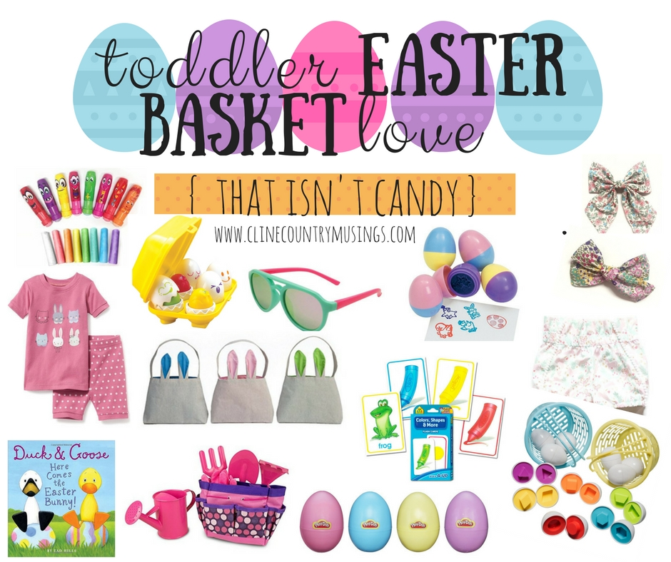 Toddler easter basket love that isnt candy fueling mamahood toddler easter basket love that isnt candy negle Images