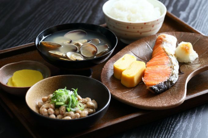 「日本の朝食」の画像検索結果