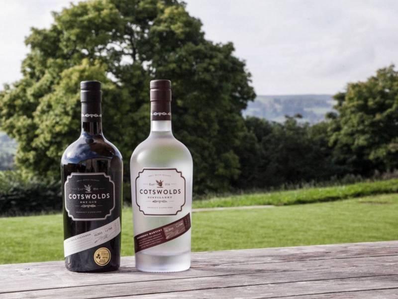 Cotswold Distillery Gin www.fuelledbylatte.com