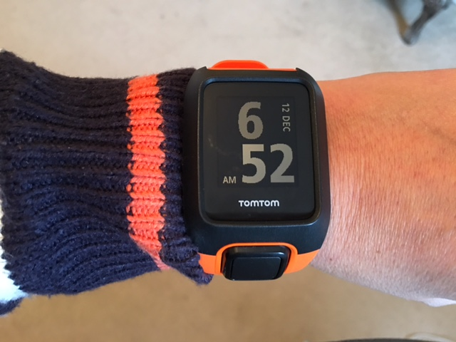 TomTom Adventurer for Triathlons and Hiking and Much More