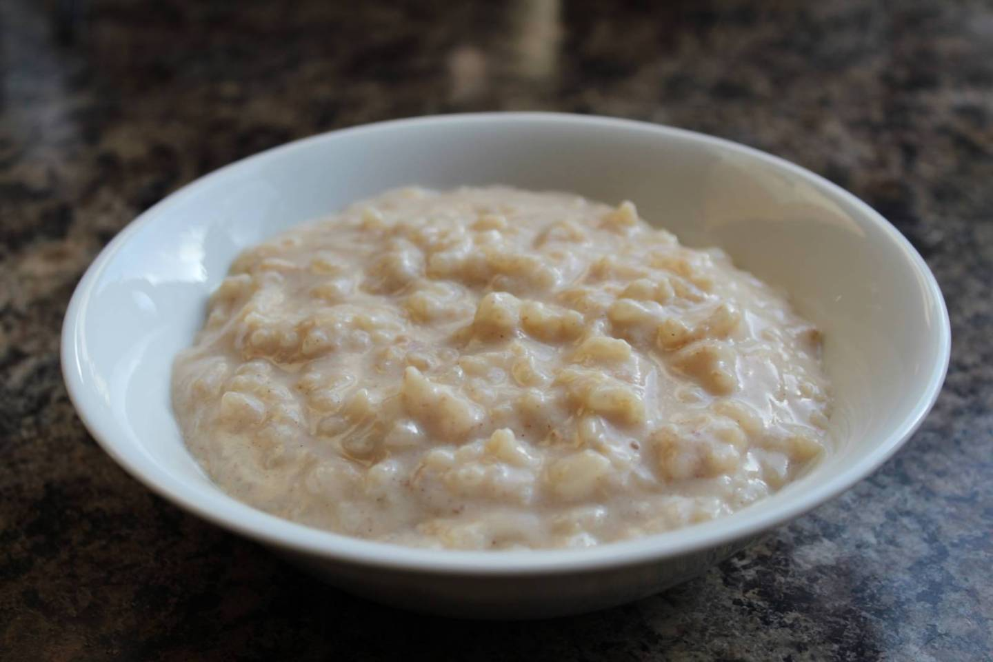 Creamy Coconut Rice Pudding with Arborio Rice
