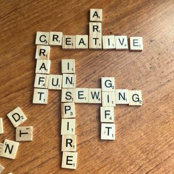 Scrabble Tile Picture