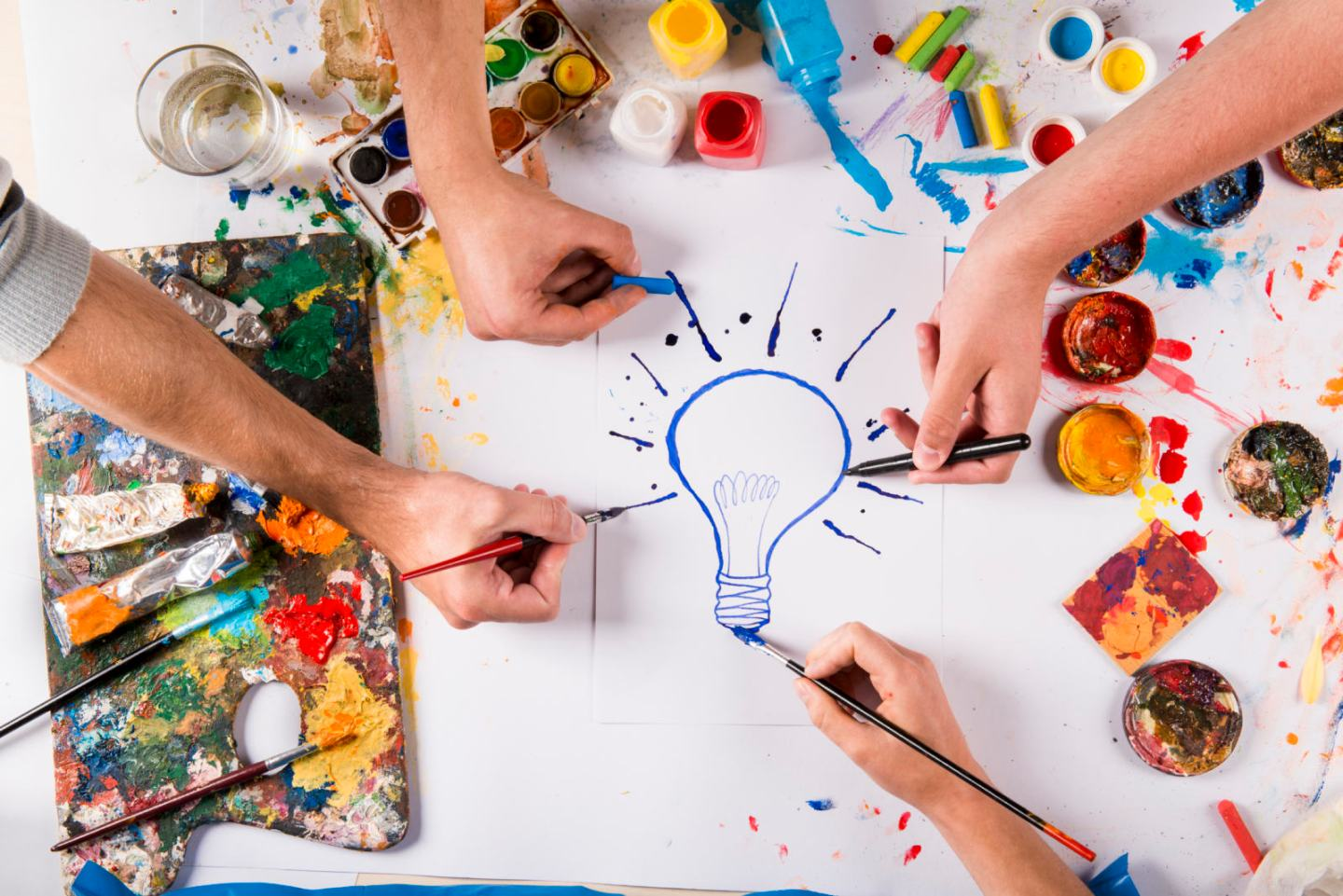 Why creativity is more important than ever for children in the times of COVID-19