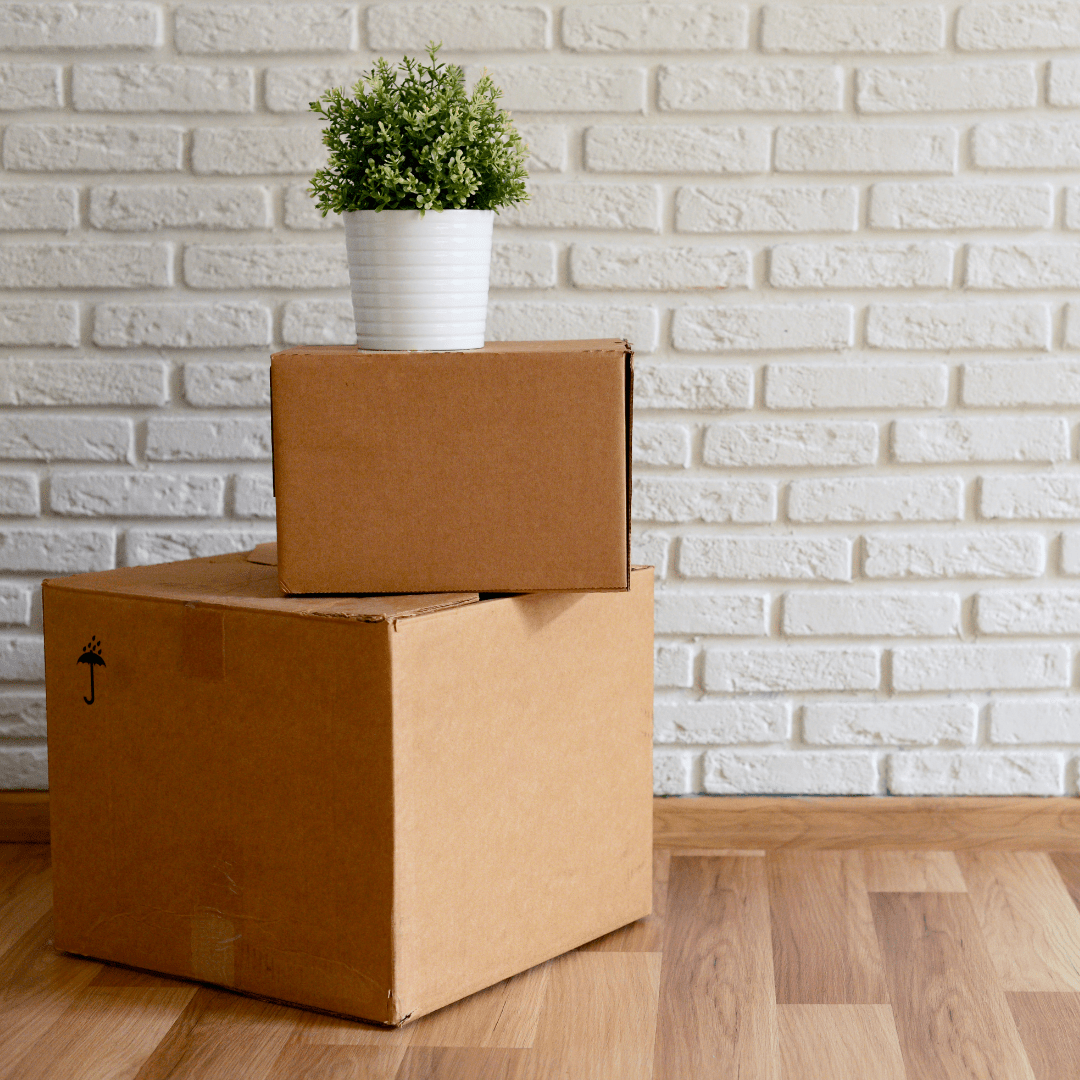 Making moving house less stressful
