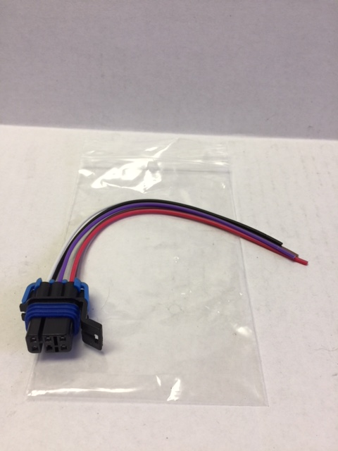 (1) Pcs GM Pigtail Connector Fuel Pump embly Wiring Harness Connector Why Pigtail Wiring on pigtail socket, pigtail harness, pigtail fuses,