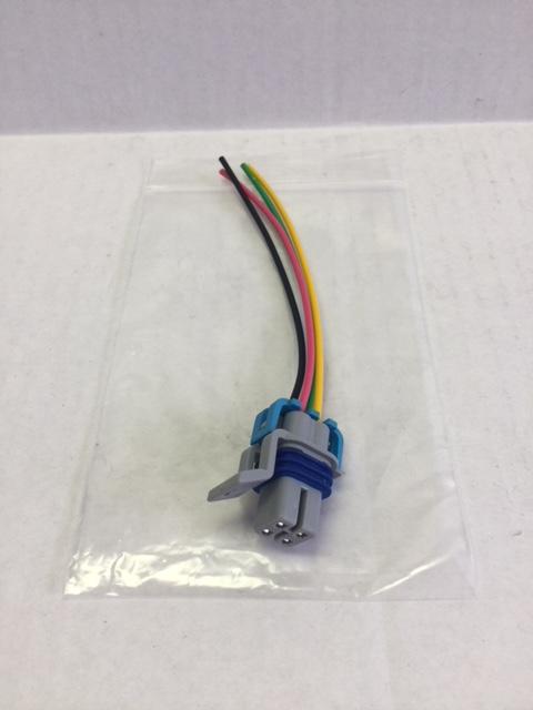 gm pigtail fuel pump wiring harness plug connector 4 pin wire molex 6 pin wire harness pin wire harness #34
