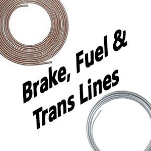 Brake &Fuel &Trans Line