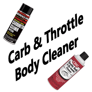 Carb&Throttle Body Cleaner