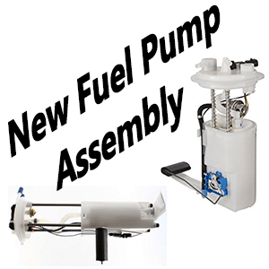 New Fuel Pump Assembly