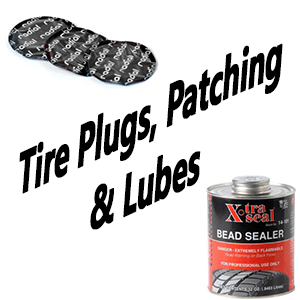 Tire Plugs &Patching &Lubes