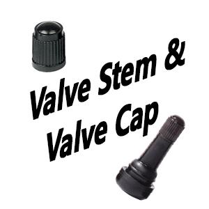 Valve Stem &Valve Cap