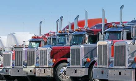 U.S. Commercial Vehicle Market Saw Small Decline Last Year; Slight Uptick Possible for 2017, IHS Markit Says