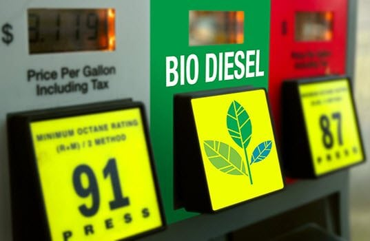 Washington State Passes Clean Fuels Standard