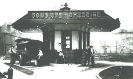 The Modern Gas Station Celebrates 100th Anniversary