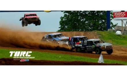VP Racing Fuels Signs as Official Fuel for TORC: The Off-Road Championship 2014 Season