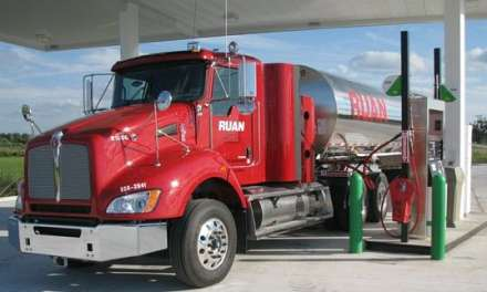ampCNG's Compressed Natural Gas Truck Fleet Surpasses 30 Million Miles