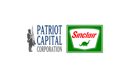 Patriot Capital Corporation Partners with Sinclair Oil on Zero-Percent Financing Program