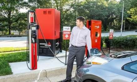 Georgia Power Opens 11 New EV Charging Islands