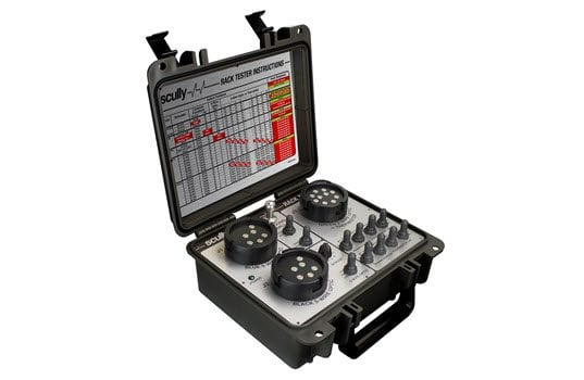 Scully Announces a New Rack Control Systems Tester