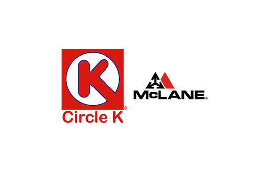 Circle K Awards Significant Business to McLane