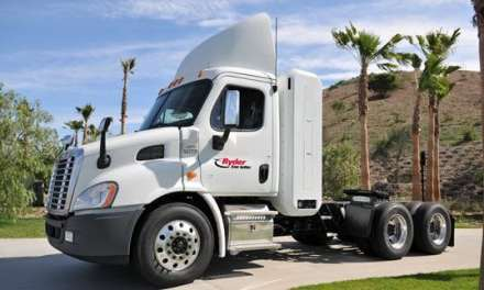 Ryder Becomes First Commercial Fleet Provider to Surpass 100 Million Natural Gas Vehicle Miles
