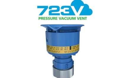 OPW 723V Pressure Vacuum Vent Receives CARB-EVR Certification