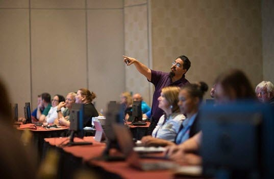 Hundreds Turn Out for Annual PDI Tech Conference