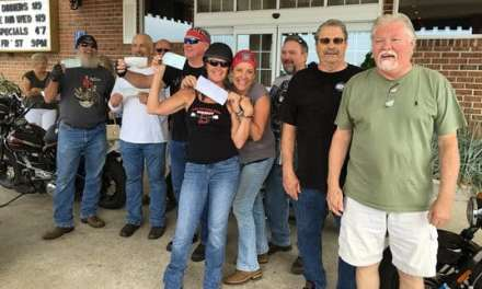"""OESP Raises $8,000 at the Annual """"Care to Ride"""""""
