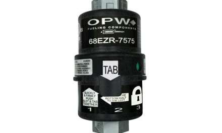 OPW 68EZR-75RF Reconnectable Breakaway Approved for Ethanol Blends Up To 25% (E25) and Biodiesel Blends Up To 20% (B20)