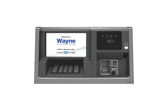 The Wayne iX PayTM Secure Payment Terminal for EMV