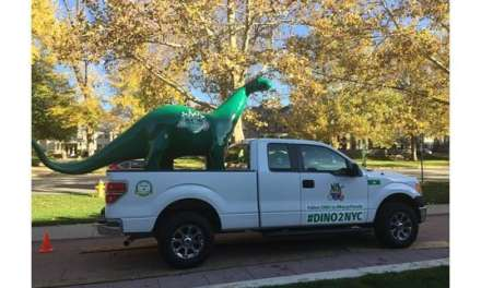 Sinclair Oil and Dino Wrap Up Centennial Celebration with Journey Across America