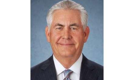 Rex Tillerson to Retire, Darren Woods Elected Chairman, CEO of Exxon Mobil Corporation