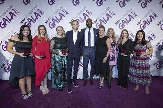 NRF Foundation Gala Raises $2 Million to Support Student Scholarships and Retail Career Initiatives