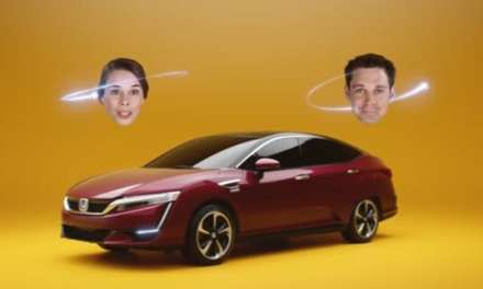 Honda Looks Toward Tomorrow with 2017 Clarity Fuel Cell Marketing Campaign