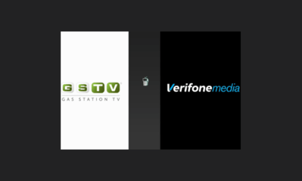 Gas Station TV and Verifone Announce Joint Venture Video Network Reaching One in Three Adults Monthly