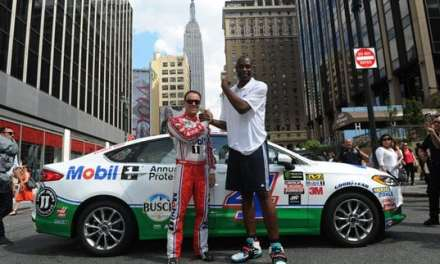 """ExxonMobil Teams Up with NASCAR and NBA Legends to Bring """"Mobil 1 Annual Protection: The Drive"""" to New York City"""